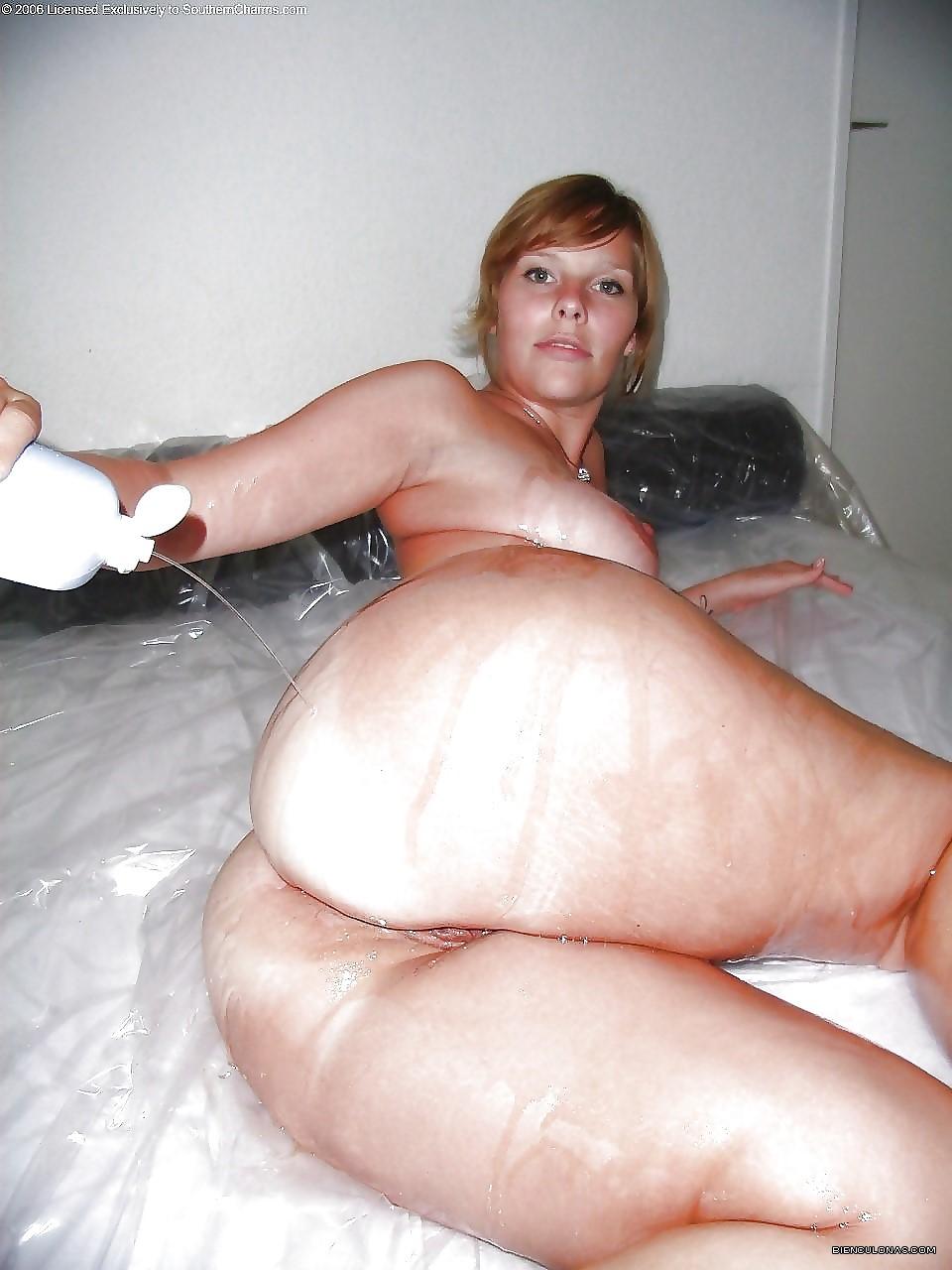 Chica con grande culo y tetas - 2 part 2