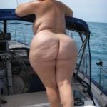 Madura de trasero grande