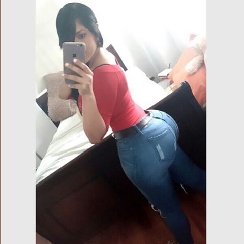 Big ass in jeans photos