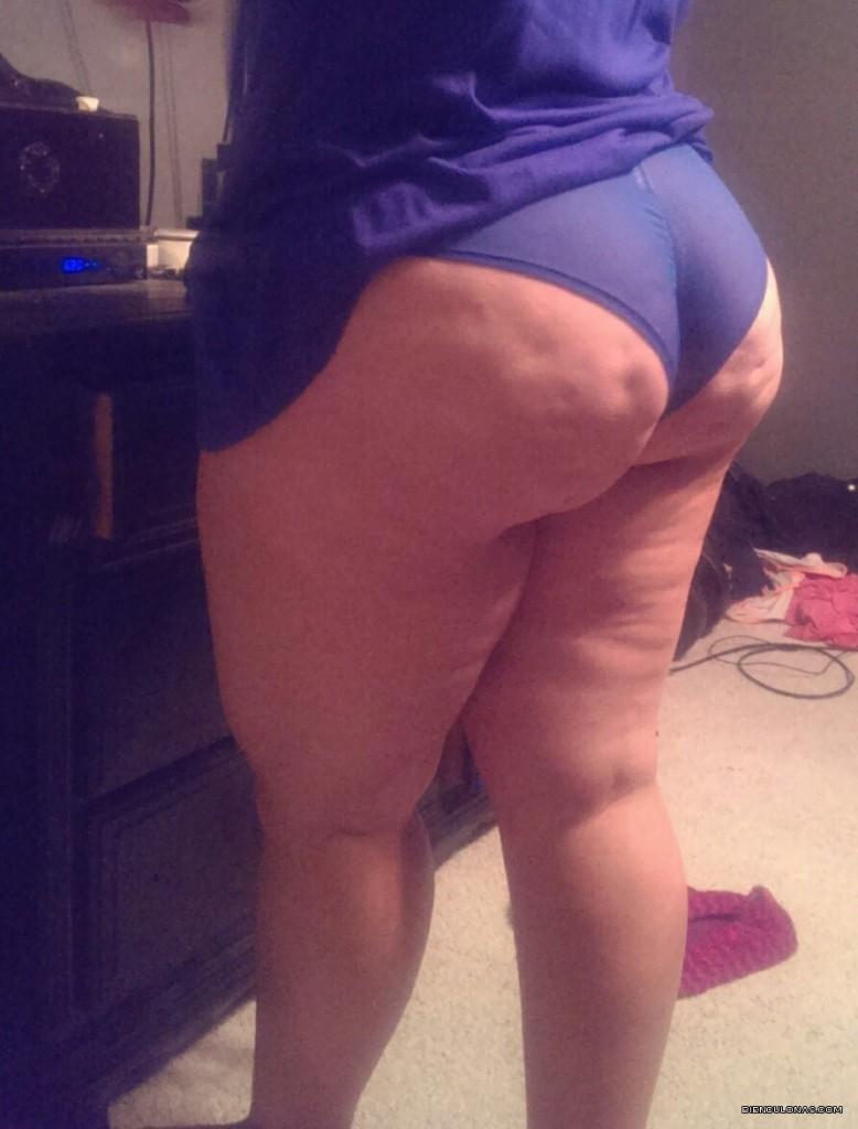 Foto de Chica de azul en cachetero sexy