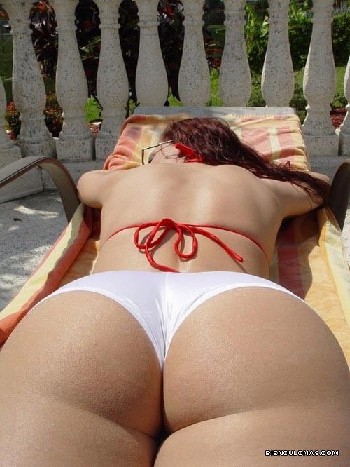 Dominicana huge tits - 3 part 10