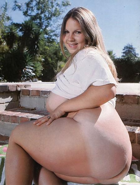 Foto de Gordita tiene tremendo culo grande y redondito