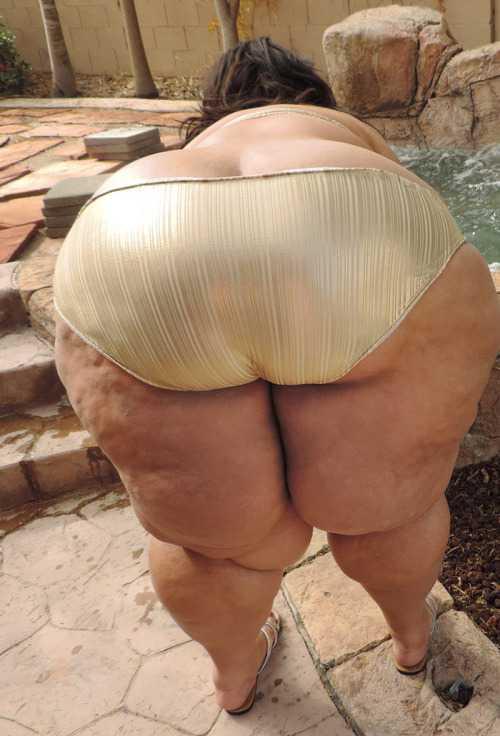 Foto de Culote ancho en panty dorado