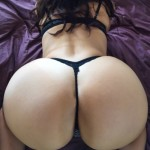 Tanguita sexy en culote redondo