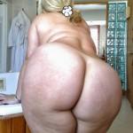 Madura culona sexy desnuda en casa