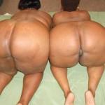 2 mujeres culonas y caderonas de perrito