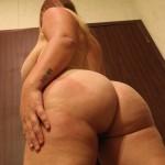 Chica culona gordita desnuda