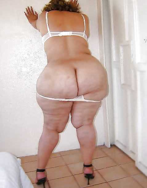 Big fat pawg ass