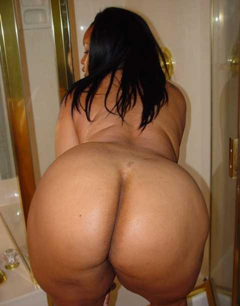 Foto de Morena culona sin ropa
