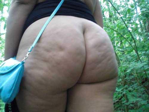 Foto de Culo gordo en la selva