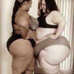 Gordas mega culonas