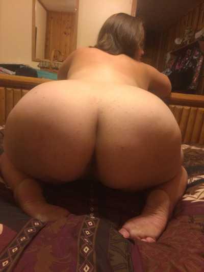 Foto de Gordita culona desnuda