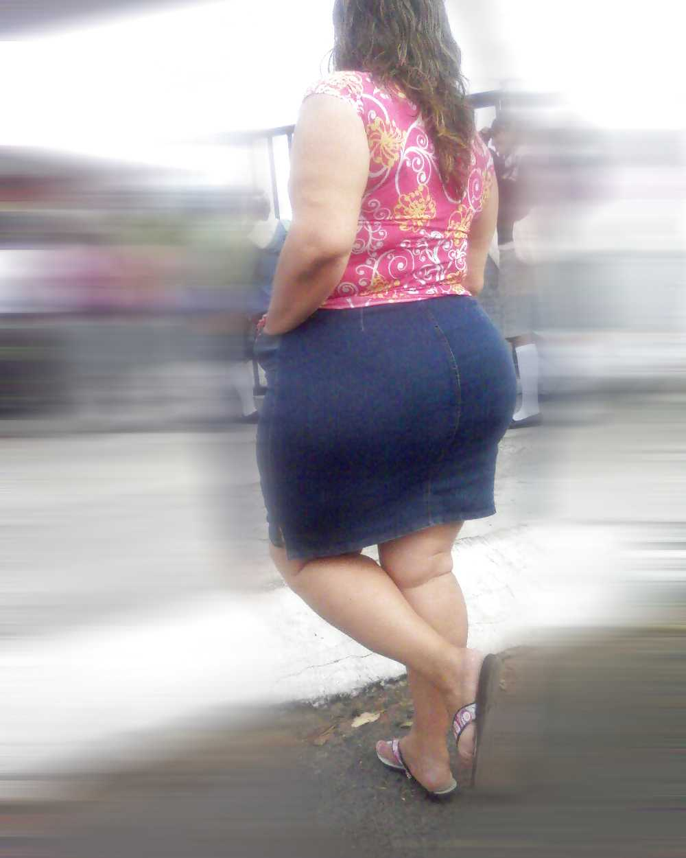 culo gordo culote